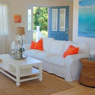Buzzard's Bay Living Room