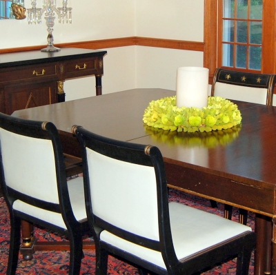Cape Cod Home Staging
