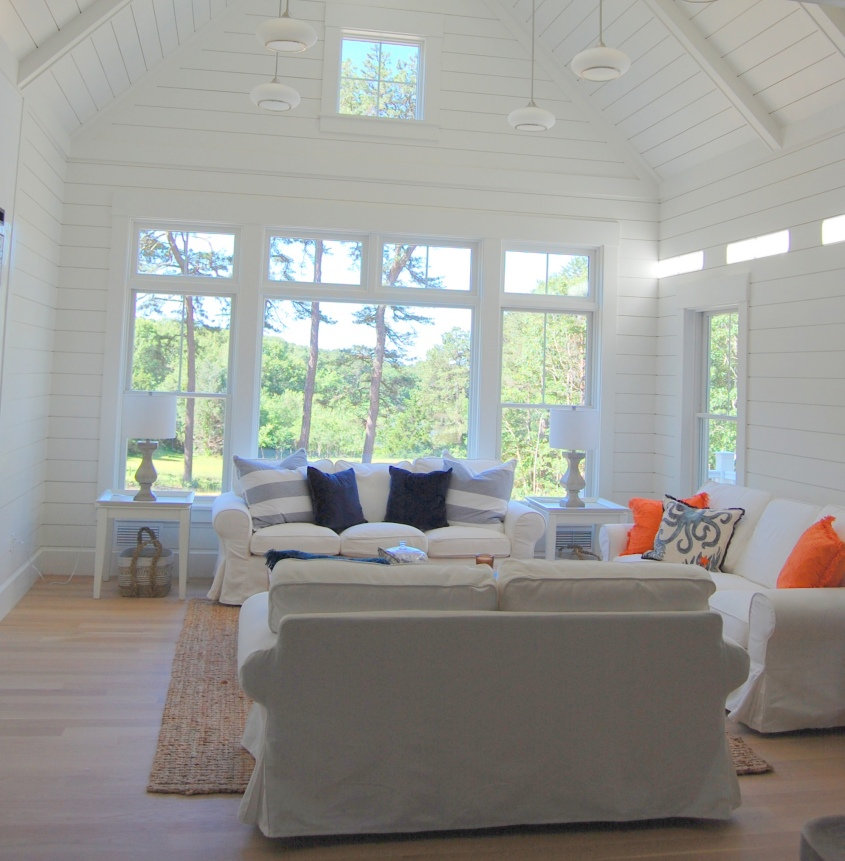 coastal styling home staging interior styling redesign color